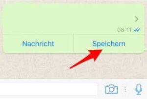 iPhone: WhatsApp einen neuen Kontakt hinzufügen